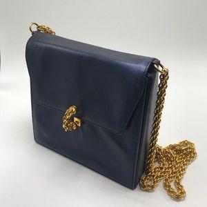 New Vintage Paloma Picasso Satin Handbag
